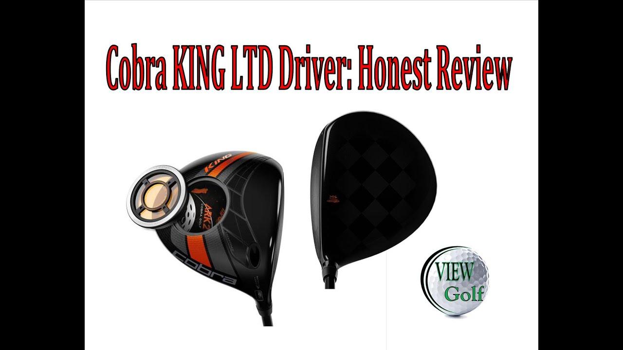 Cobra King Ltd Driver Honest Review