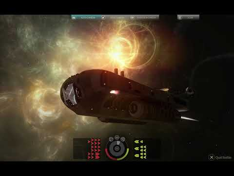 Endless space 2 Last stand of the old fleet |