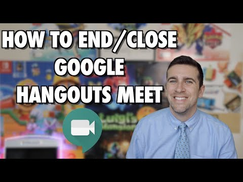 How To Stop Students From Re-Joining Google Meet Sessions - April 2020