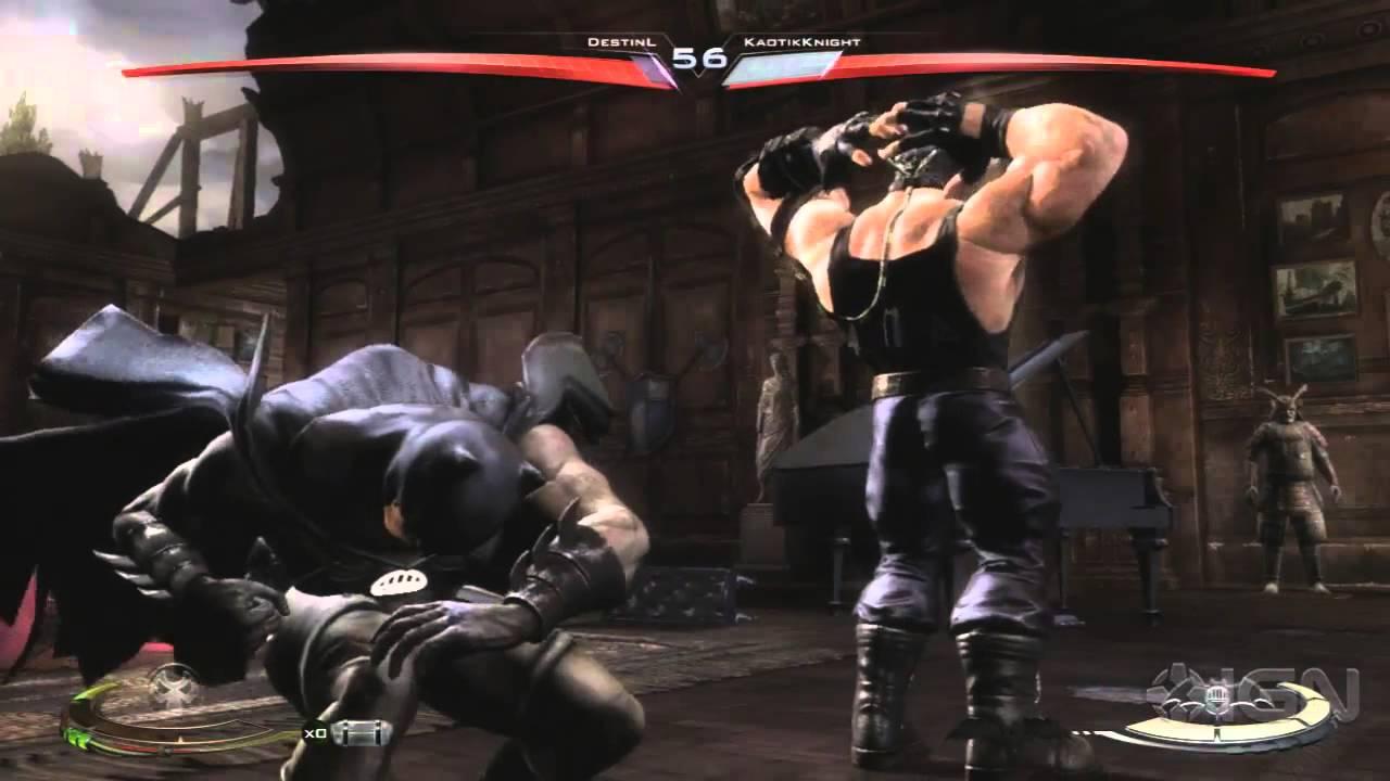Injustice: Gods Among Us - Batman Blackest Night aka