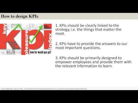 Preventive maintenance KPIs