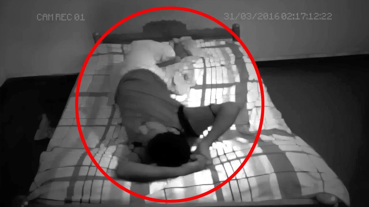 Real Ghost Attack Captured On Cctv Camera Scary Videos