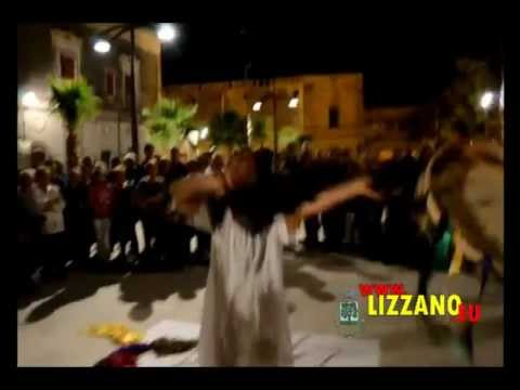 """LIZZANO - Concerto musicale del gruppo """"Li Kiantati"""""""