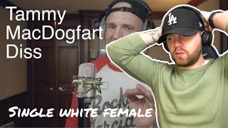 Mac Lethal- Single White Female (Tom MacDonald Diss) (Reaction) The Rebuttal Round!!
