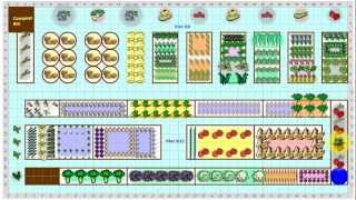 Garden Plans Gallery - Find Vegetable Garden Plans From Gardeners Near You.