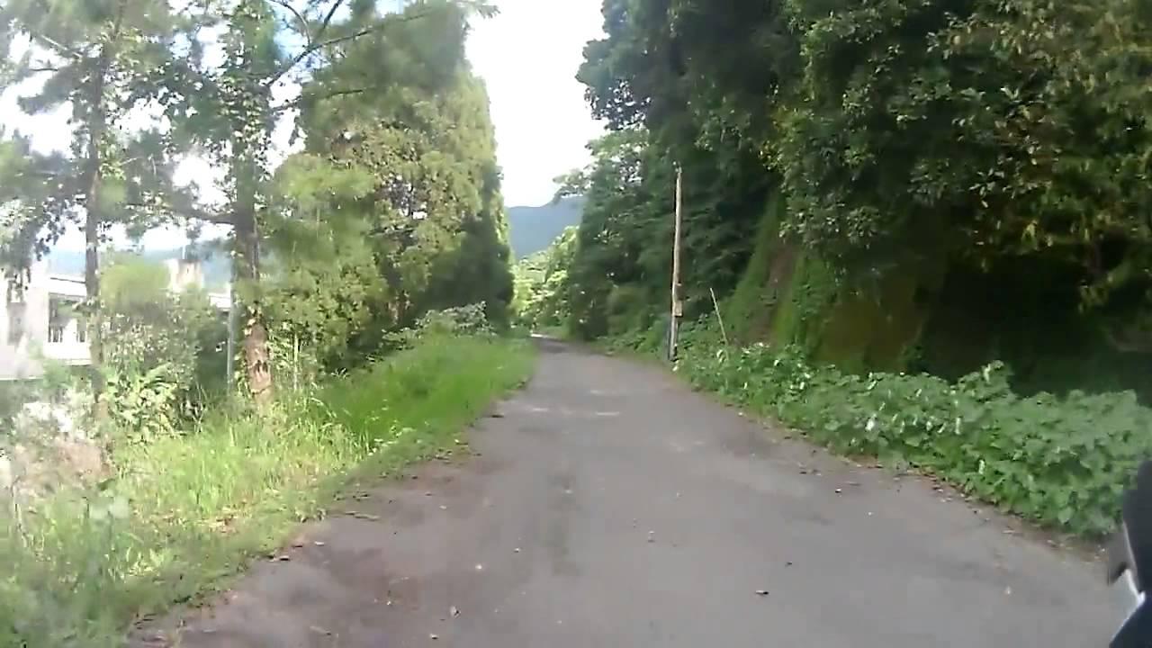 大隅高須駅跡~亀割峠サイクリン...