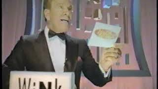 ESPN NFL Gameday Commercial  - Game Show -  Wink Martindale (1994)