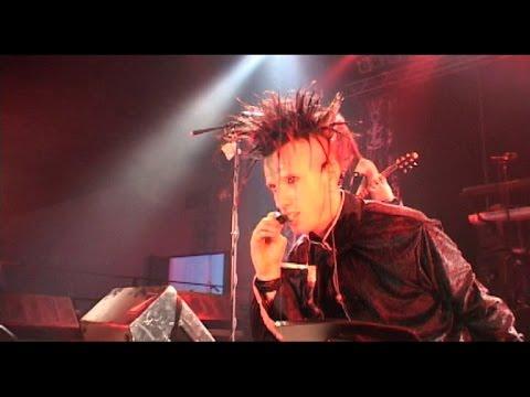 The Crüxshadows  - Deception  (Crazy Clip TV 70 / live / 4 Cams / 2003)