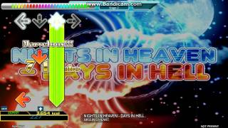 SM5/DDR2014: NIGHTS IN HEAVEN - DAYS IN HELL / MISSING HEART Playthough AAA PFC