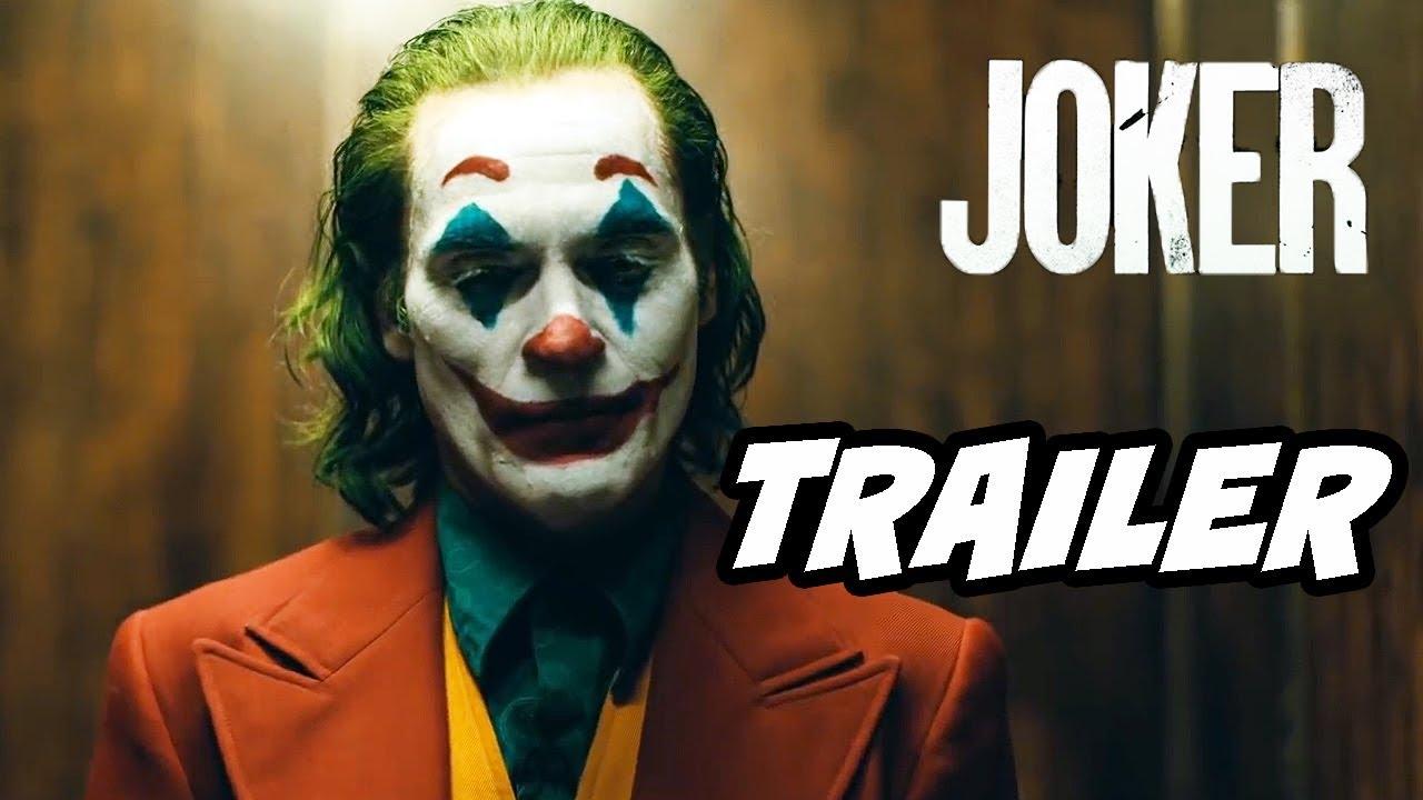 joker movie trailer batman