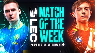 #LEC Match of the Week: Mad Lions vs G2 Esports | 2020 Summer Week 5