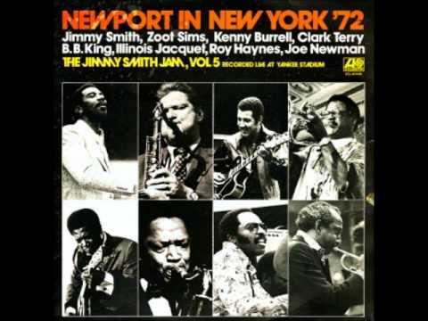The Jimmy Smith Jam (Newport '72) - Ode to Billie Joe