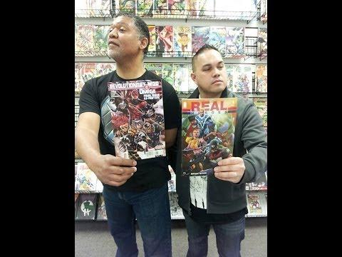 Flashback Comics - NRW - The PICKS, March 27th 2014!