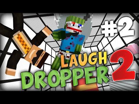 Mini Laugh Montage - Minecraft: The Dropper 2 w/ Bashur