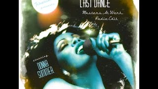Donna Summer - Last Dance (Masters At Work Radio Edit)