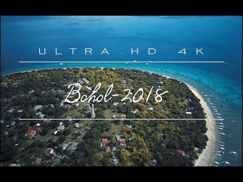Bohol - Phillipines 2018 | 4K | Drone | Balicasag Island |