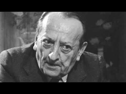 Radioscopie : André Malraux [1974]