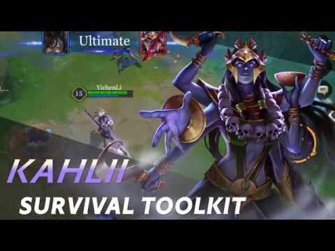 Kahlii Survival Toolkit