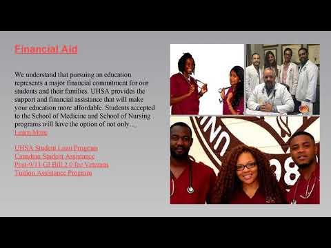 Medical and Nursing Schools in Antigua