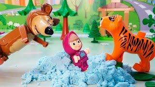 Видео для детей с игрушками - Удачный трюк!  смотреть онлайн мультфильмы 2018