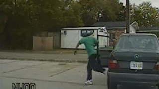 Dash cam video shows moments before fatal S.C. shooting