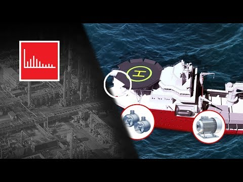 Condition Monitoring im Marine- und Offshore-Bereich mit PRÜFTECHNIK
