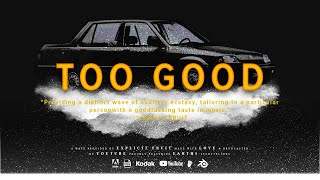 Drake - Too Good (feat. Rihanna) [slowed + reverb