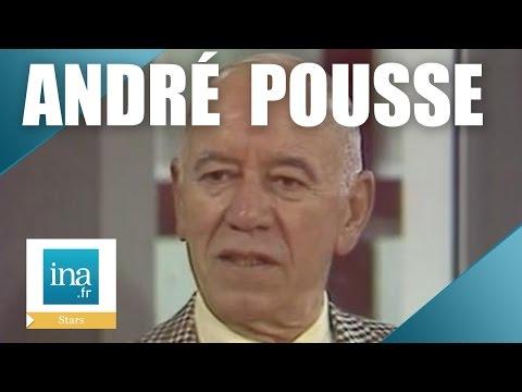 Qui était André Pousse ? | Archive INA