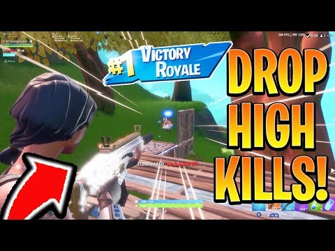 HOW to Get HIGH KILLS In Fortnite Season 10! How to Win in Fortnite! (Fortntie Ps4/Xbox BEST Tips)