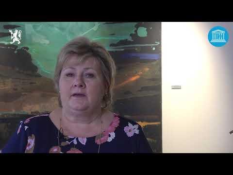 World Press Freedom Day 2020: Prime Minister Erna Solberg (Norway)