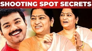 Thalapathy Vijay's Vaseegara Movie Shooting Spot Secrets Revealed by Meera Krishnan !!