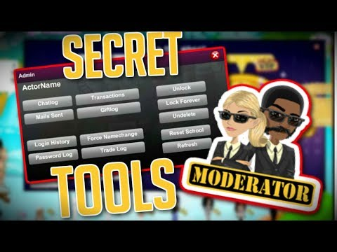 MSP I'M A MODERATOR! SECRET ADMIN TOOLS *I CAN LOCK PEOPLE OUT!! SHOCKING* 😱