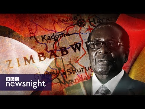 The story of Robert Mugabe's downfall – BBC Newsnight