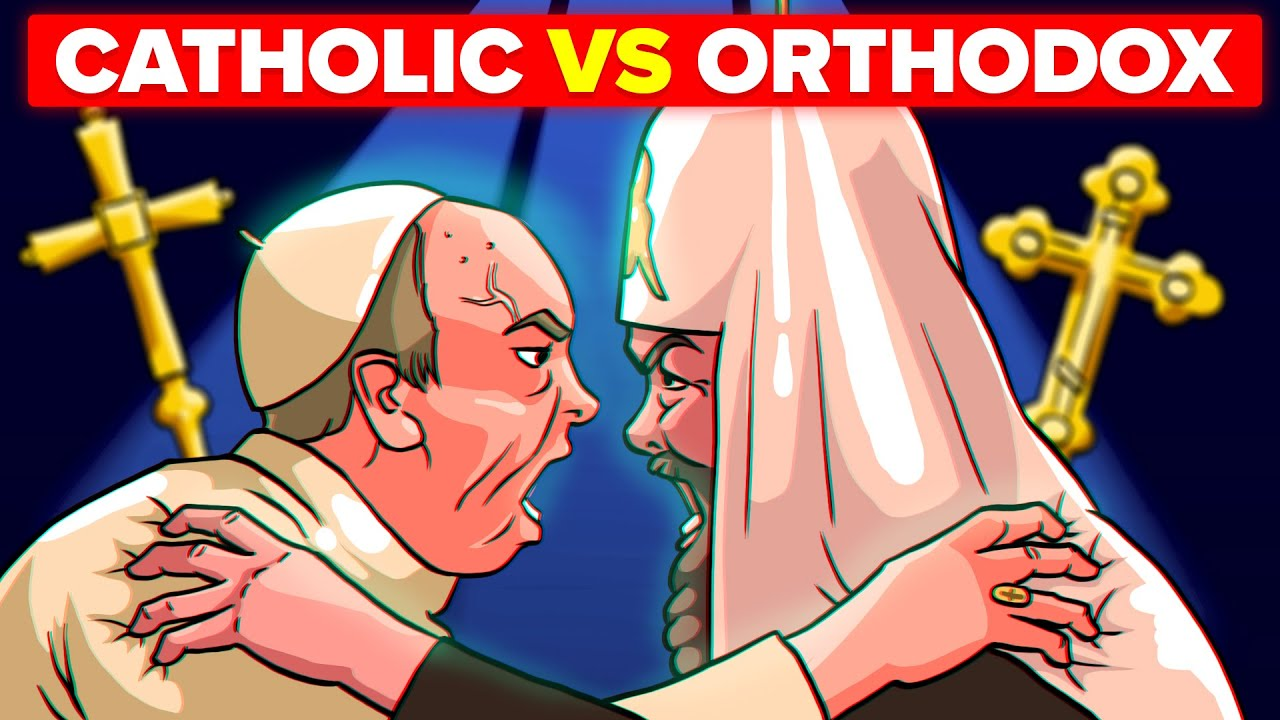Download Catholic vs Orthodox - What is the Difference Between Religions?