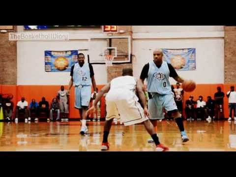 Kevin Durant, Kemba Walker, Kent Bazemore, Jay Williams, David Lee, Showout At EBC Rucker Finale