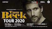 Beck Tour 2020.Tom Beck Tour 2020 Trailer