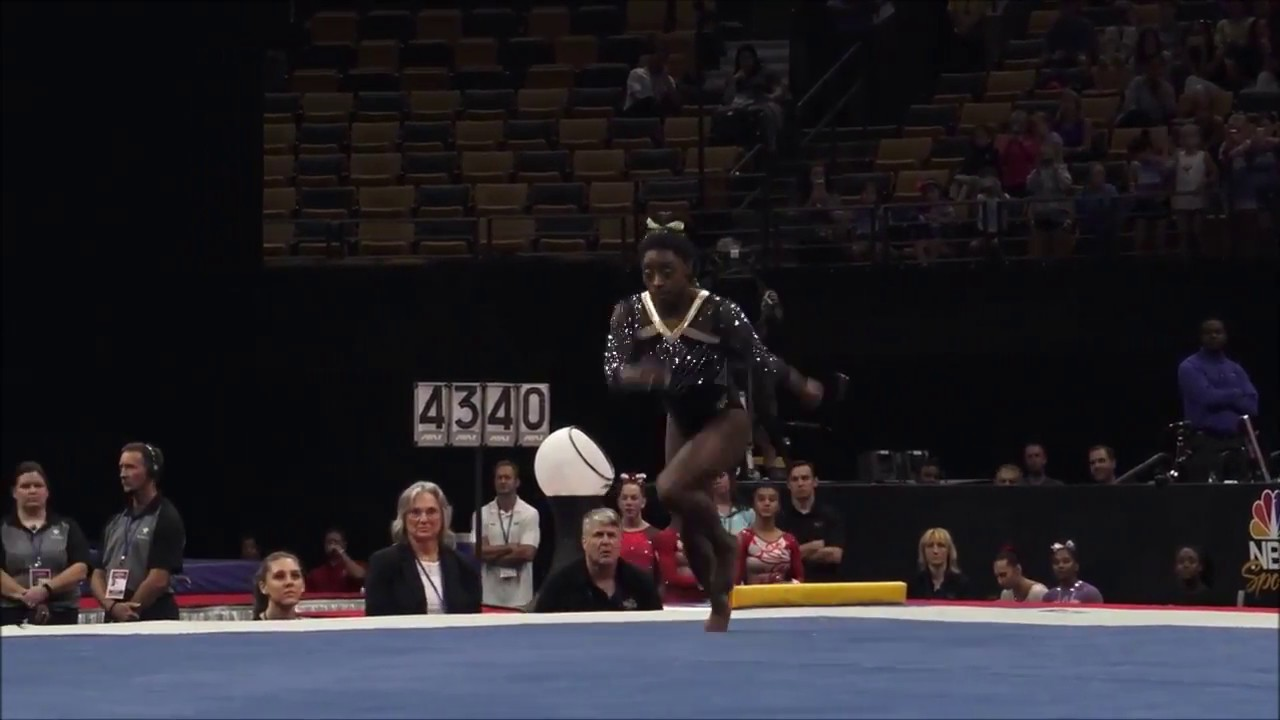 Simone Biles 2.0: She's Back And Is Now The First Woman To Win 5 US All-Around ...