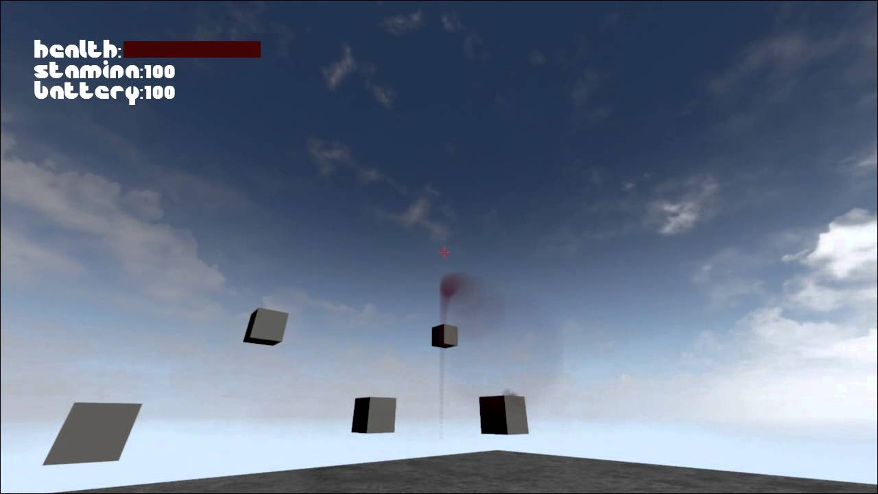 UE4 projectile aiming trail