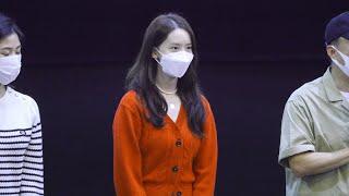 210918 메가박스 코엑스 6관 기적 무대인사 윤아 …