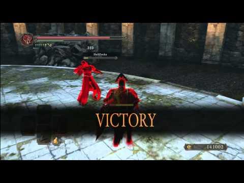 Dark Souls 2 PvP - Drakekeeper's Sword Random Duels/Invasions (SL 150)