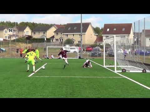Rosyth v Jeanfield Swifts - 21st July 2018