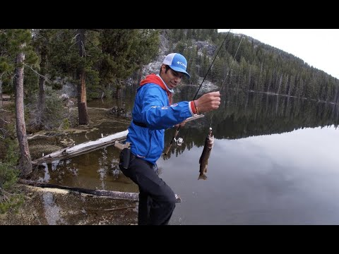 Fishing Trip To McCall, Idaho