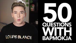 Why is my name BapMokja? Am I ASIAN?   Q&A