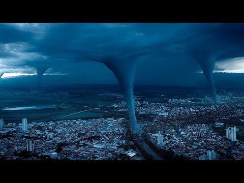 Массовые ураганы, сорванные крыши и жара. Аномальная погода в Казахстане