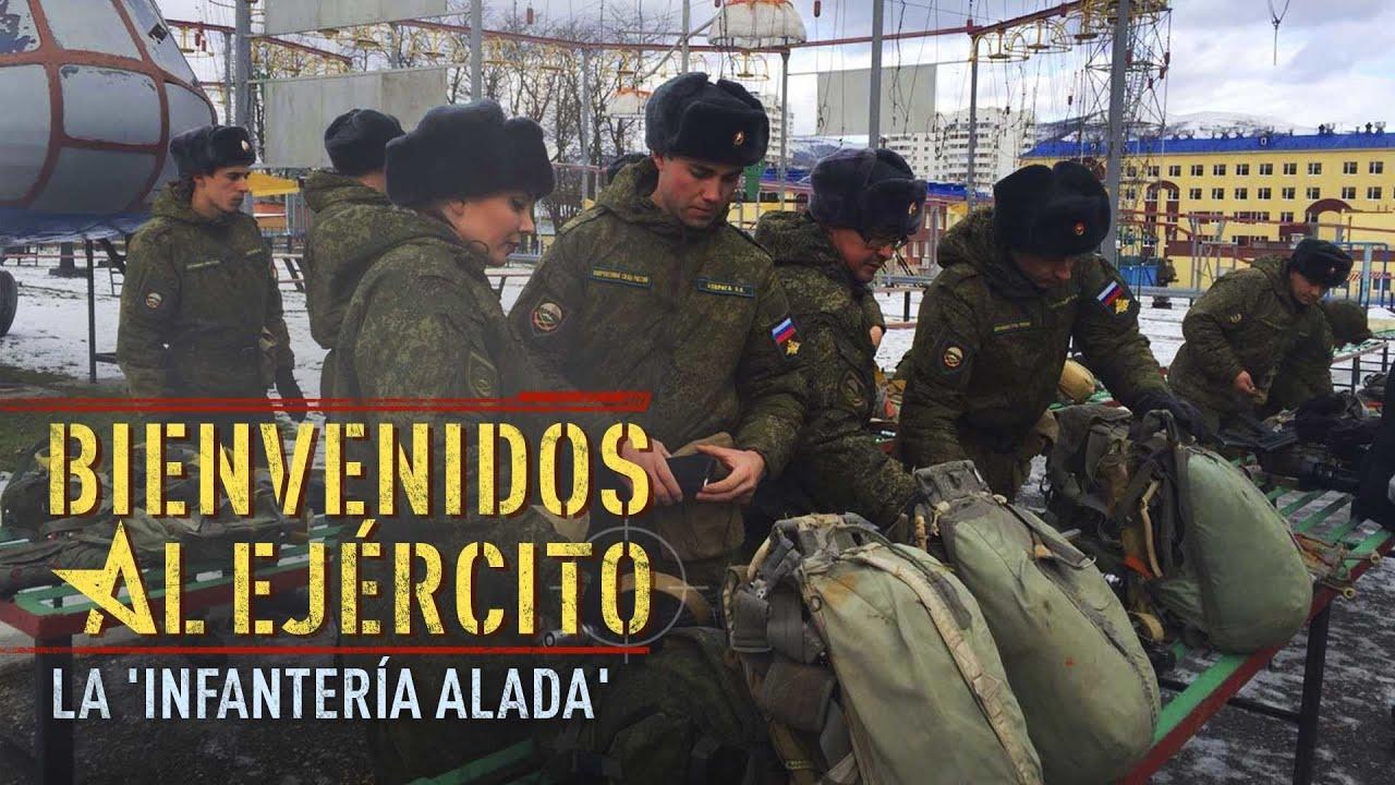 La 'infantería alada' - ¡Bienvenidos al Ejército! (E13)