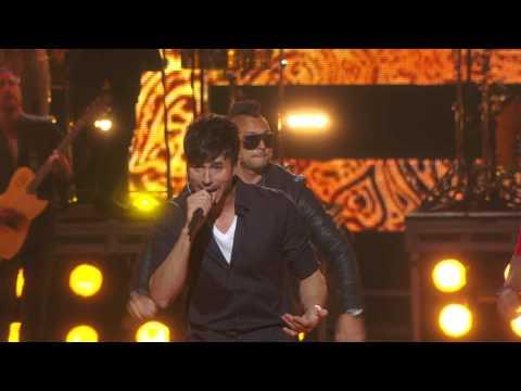 Enrique Iglesias -  Bailando Live at Fashion Rocks 2014 HD