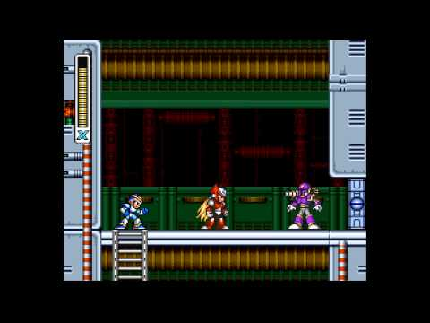 Long Play - Megaman X (Snes) (60 fps)