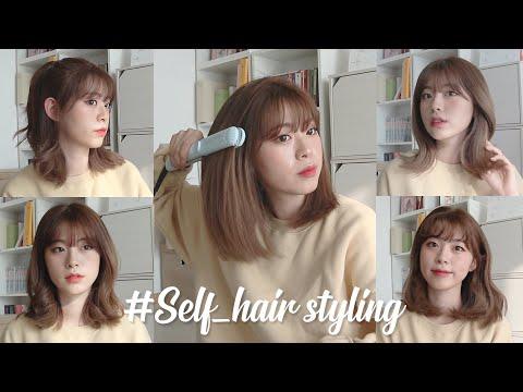 거지존❌-매력존💛-중단발-셀프-헤어-스타일링-6가지!-6-hair-styles-for-medium-length-hair