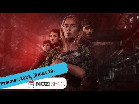 youtube filmek - Hang nélkül 2 - magyar szinkronos előzetes #2 / Horror