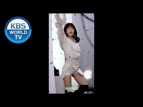 [FOCUSED] Yujeong (LABOUM) - Turn It On [Music Bank / 2018.12.07]